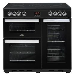 Pricehunter.co.uk - Price comparison & product search. Product image for  belling 90 electric range cooker