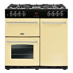 Pricehunter.co.uk - Price comparison & product search. Product image for  90cm belling range cooker