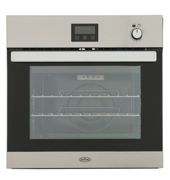 Belling BI602GSS 60cm Built In Single Gas Oven-Stainless Steel