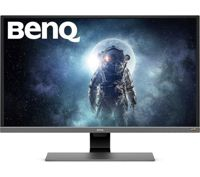 "BENQ EW3270U 4K Ultra HD 32"" LED Monitor - Black & Grey, Black"