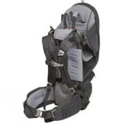 Bergans Lilletind Child Carrier Grey One Size