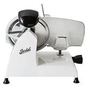 Berkel Red Line 250 RSBGM0100000W Domestic slicer with gravity blade 250 mm. - white