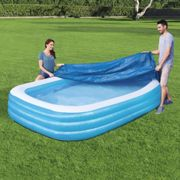 Bestway Flowclear Pool Cover Pool Accessory above Ground swimming Pond Cover