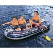 Bestway Hydro-Force Treck x2 Set Inflatable Boat Rowing Rafting Boat Outdoor