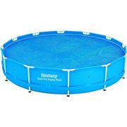 Bestway Steel Pro Frame Solar Pool Cover - 12ft | 12ft Pool Cover