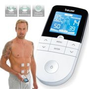 Beurer EM49 Digital Pain Relief Machine│3in1 Pain Therapy│Massage│Tens