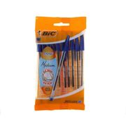 BiC Cristal Original Ball Point Pen Pack of 10, Blue