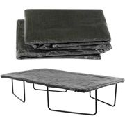 Big Air 5x7ft Rectangular Trampoline Weather Cover