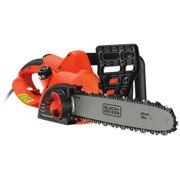 Black+Decker CS2040 Corded Chainsaw 40cm Bar 2000W 240V