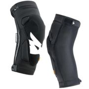 Bluegrass Solid D30 Knee Pads - Black / Medium Black Medium