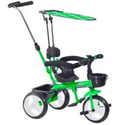 boppi 4-in-1 Green Trike Tricycle for kids