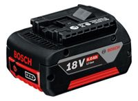 Bosch battery GBA 18V 6Ah