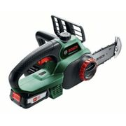 Bosch Bosch UniversalChain 18 20cm Cordless Chainsaw with 2.5Ah Battery & Charger
