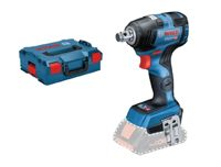 Bosch GDS 18V-200 C Professional + L-BOXX without battery and charger