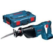 Bosch GSA 18 V-LI, Reciprocating saw blue/black, without battery and charger