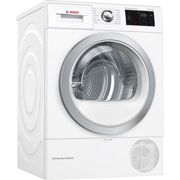 Bosch WTWH7660GB 9kg Heat Pump Condenser Tumble Dryer - WHITE