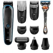 Braun MGK5080 Multi-Grooming Kit