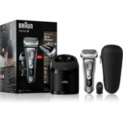 Braun Series 9 9365cc Graphite with Clean&Charge System Foil Hair Trimmer 9365cc Graphite