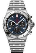 Breitling Watch Chronomat Red Arrows Limited Edition Blue