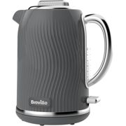 Breville VKT092 Flow 1.7L Kettle - Grey
