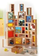 Building Blocks Fillable - Sensory Toy (4KLBS)