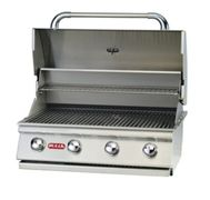 Bull Outlaw Built-In 4 Burner Gas BBQ (Natural Gas)