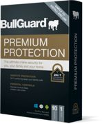 BullGuard Premium Protection 2021 5 Devices / 1 Year