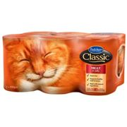 Butchers Classic Cat Meat Variety Wet Cat Food