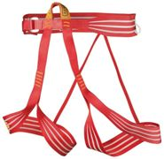 Camp Alp Racing Orange - Red, Size M - Climbing Harnesses, Color Red