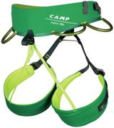 Camp Energy CR 3 Green, Size XL - Unisex Climbing Harnesses, Color Green