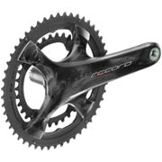 Campagnolo Record Carbon Ultra Torque Chainset - 12 Speed - Black / 34/50 / 172.5mm / 12 Speed Black