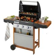 Campingaz Gas Bbq 3 Series Classic Woody Lx One Size