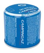 Campingaz Injection Cartridge C 206 GLong-Sleeve Blue, Size 190 g - Fuel and Fuel Bottles, Color Blue