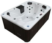 Canadian Spa Company Calgary 4 Person Plug & Play Hot Tub