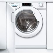 Candy CBD485D1E/1 Integrated 8Kg / 5Kg Washer Dryer with 1400 rpm - White - E Rated