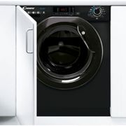 Candy CBD495D1WBBE Integrated 9Kg / 5Kg Washer Dryer with 1400 rpm - Black