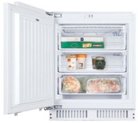 Candy CFU135NEK/N Integrated Under Counter Freezer with Fixed Door Fixing Kit - F Rated