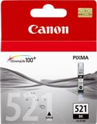 Canon 2933B001 ink cartridge black Original CLI-521bk