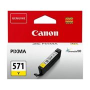 Canon CLI-571 Yellow Ink Cartridge