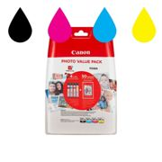 Canon 2052C004 (CLI-581 XL) Ink cartridge multi pack, 3.12K pages, 8ml, Pack qty 4