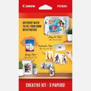 Canon Creative Kit - 3 Papers