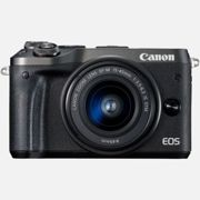 Canon EOS M6 + EF-M 15-45 mm IS STM Black