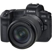 CANON EOS R KIT RF 24-105mm F4-7.1 IS STM