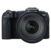 Canon EOS RP Digital Camera Body with 24-105mm f4 L IS USM Lens and EF Adapter