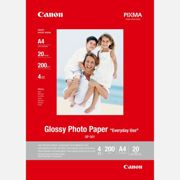 Canon GP-501 Glossy Photo Paper A4 - 20 Sheets