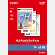Canon HR-101N High Resolution Paper A4 - 200 Sheets
