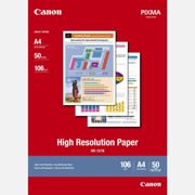 Canon HR-101N High Resolution Paper A4 - 50 Sheets