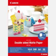 Canon MP-101D Double-sided Matte Paper, A4, 50 sheets