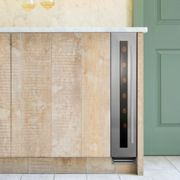 Caple, WI157 Under Counter Wine Cabinets in Stainless Steel