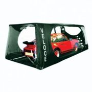 Carcoon Veloce Indoor Car Storage System - Size Medium In Black, Black